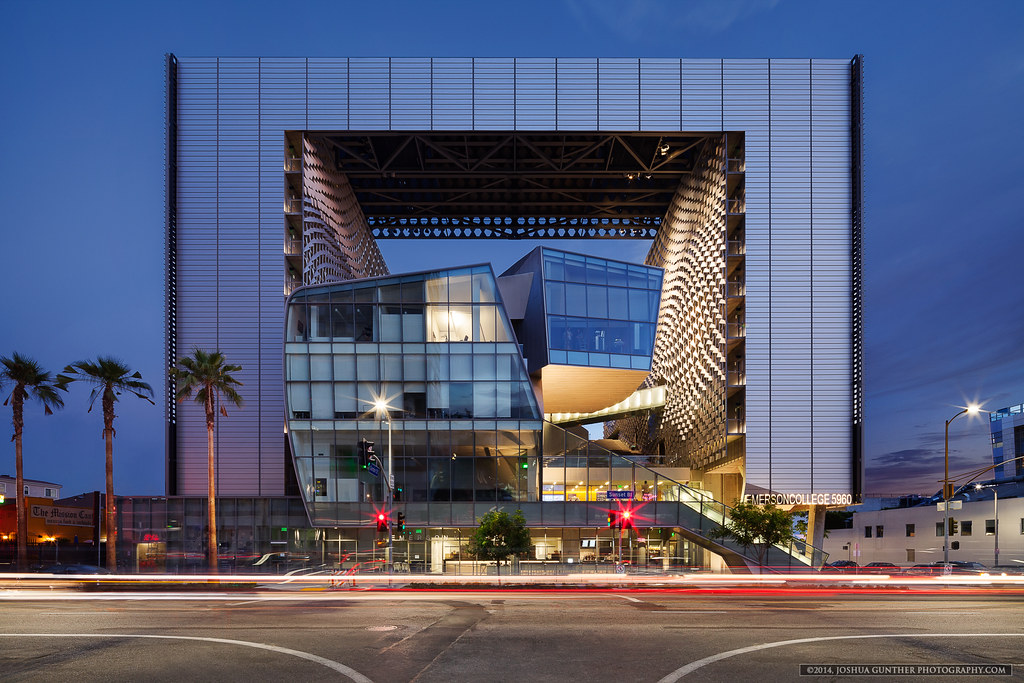 Emerson College - Los Angeles