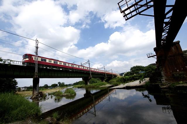 西武鉄道 9000系電車 (RED LUCKY TRAIN)