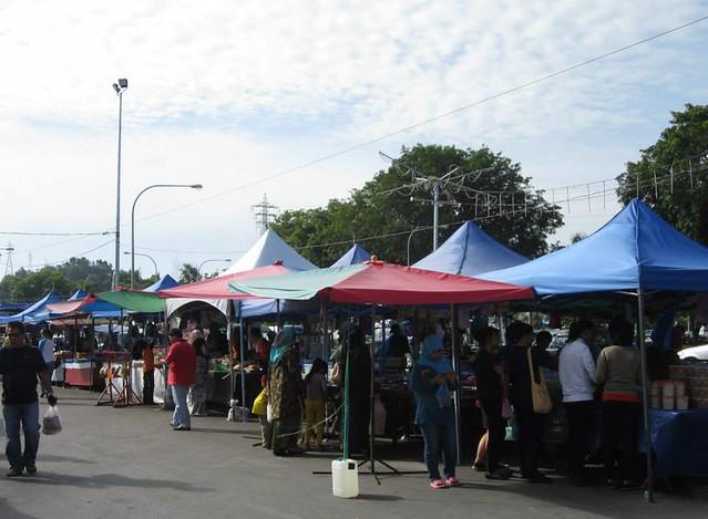 Ramadhan stalls 1