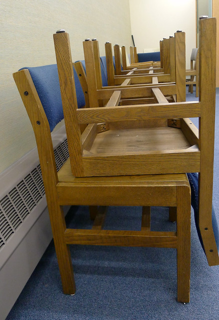 Image of the Week for 08-11-14: Chairs