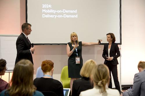 "DLDw14 Conference – ""Relevance!"" – Munich, Germany, July 2014 © Sorin Morar"