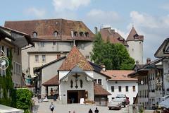 2014.06 SUISSE - Canton de Fribourg - GRUYERES