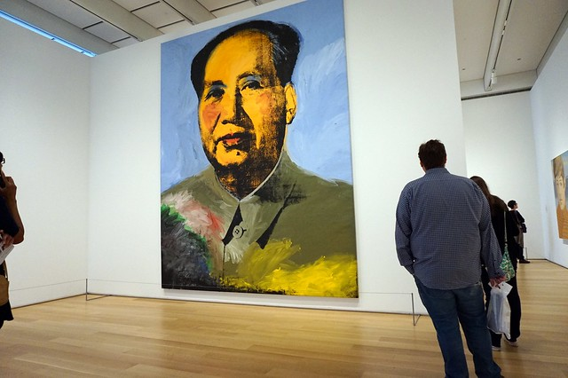 Andy Worhal's Mao