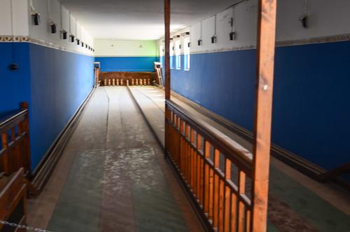 Kolmanskop ghost mining town - Bowling