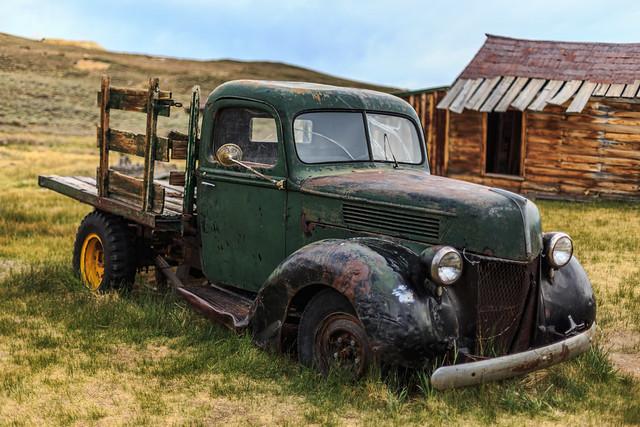Bodie Pickup Truck