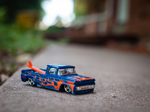 Custom 62 Chevy