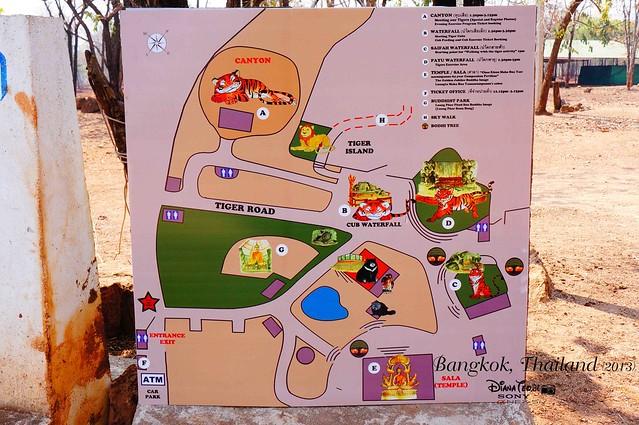 Kanchanaburi Tiger Temple 03