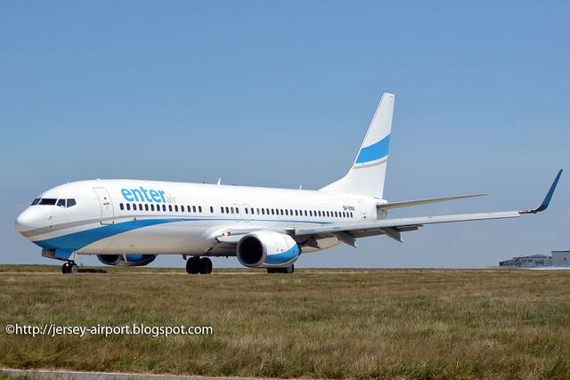 SP-ENX Boeing 737-8Q8
