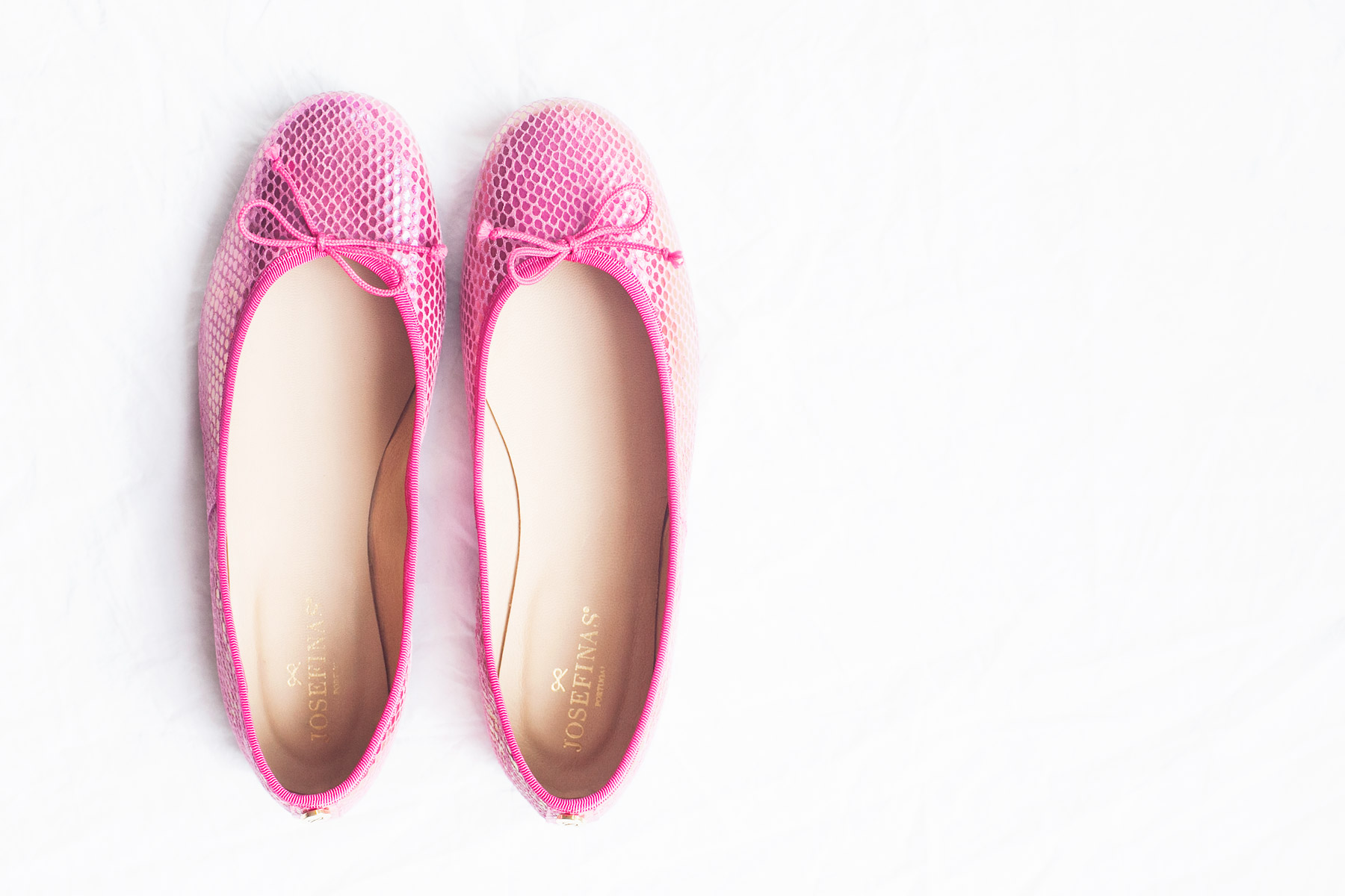 Josefinas ballet flats by Carin Olsson (Paris in Four Months)
