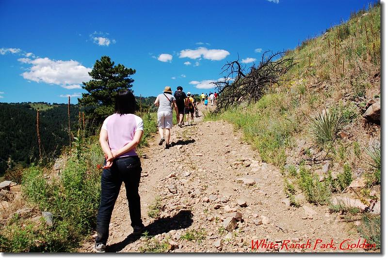 公園內多用途登山步道(18哩長) 3