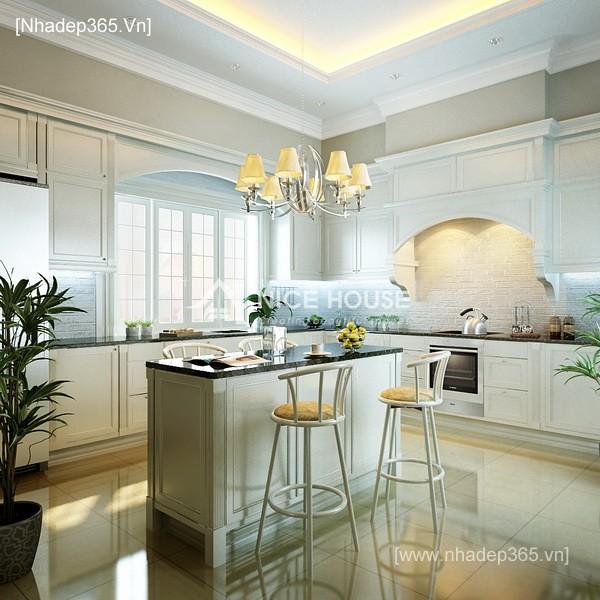 Thiết kế nội thất tân cổ điển Quảng Ninh_5