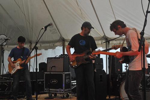 The Super Friendz @ Island Stage - July 26, 2014. Photo: Tom Beedham