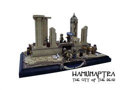 Hamunaptra: The City of the Dead