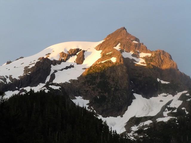 Mount Olympus Snow Dome