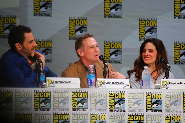 Hannibal panel at San Diego Comic-Con 2014
