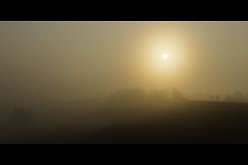 morning mountains fog sunrise canon march foggy poland polska góry poranek marzec mgła beskidy beskid istebna mglisty wschódd