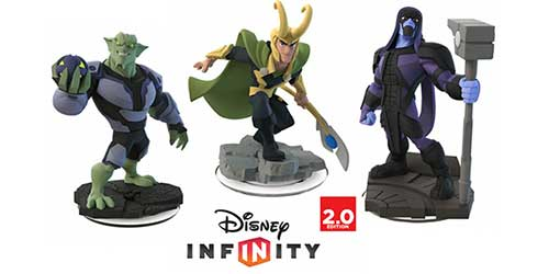 Loki, Green Goblin and Ronan to join Disney Infinity 2.0
