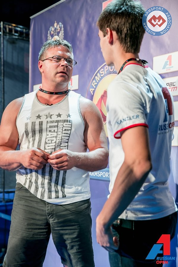 John Brzenk - A1 Russian Open 2014 - Left Hand, 25 July 2014 │ Image Source: armsport-rus.ru
