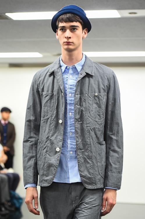 SS15 Tokyo COMME des GARCONS HOMME023_Corentin Renault(Fashion Press)