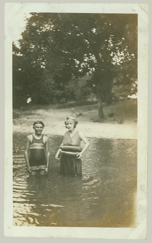 Two in the water