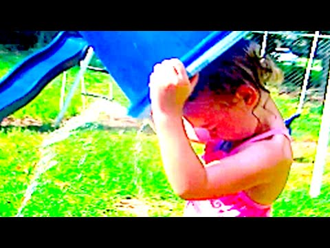 KIDS DO ICE BUCKET CHALLENGE!!! | Day 1910 - TheFunnyrats from Flickr via Wylio