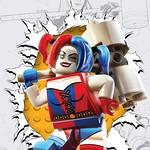 DC Comics LEGO Harley Quinn #12
