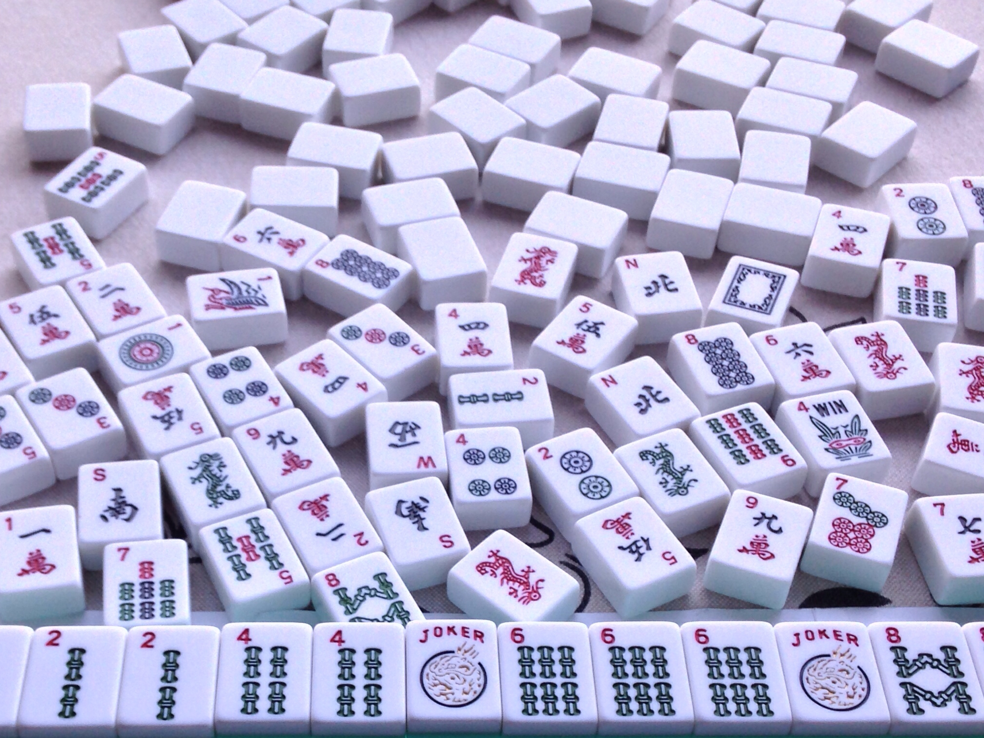 mahjong for memory