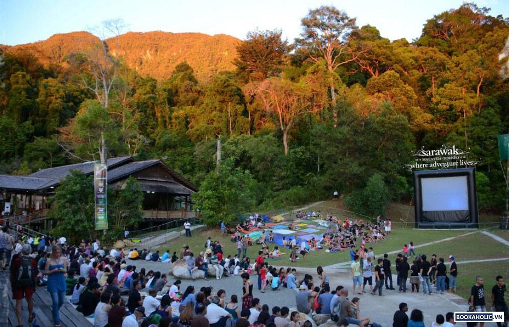 Rainforest World Music Festival - Kuching, Borneo 2