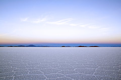 Before Sunrise, Salar de Uyuni, Bolivia