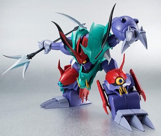 ROBOT魂 魔神英雄傳 魔神Gattaider
