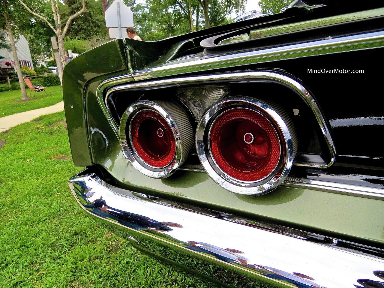 Dodgezilla Taillights