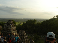 Sunset at Phnom Bakheng Angkor Thom - 10