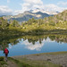 France, Hautes-Pyrénées, Aragnouet, Réserve naturelle du Néouvielle, vallée d'Aure, lac de Bastan by jpazam