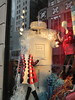 B9 Lost in Space Robot - Bergdorf Goodman Paper Fashion in Store Window 6912