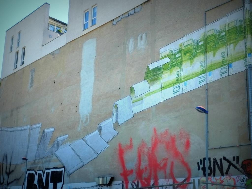 mural | blu | berlin . köpenicker strasse