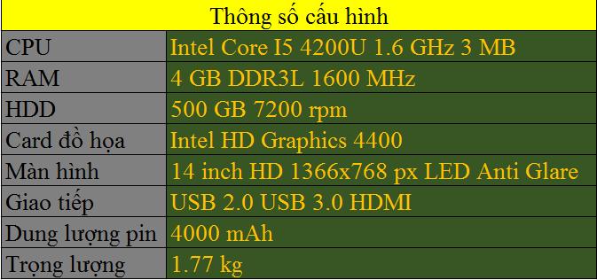 PU401 laptop tinh tế dành cho doanh nhân - 29504