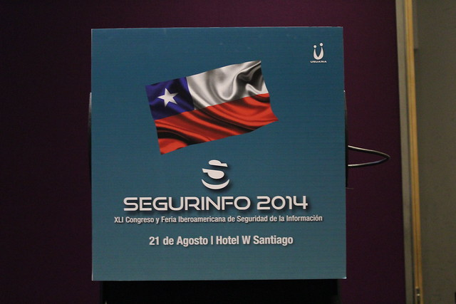 Segurinfo Chile 2014