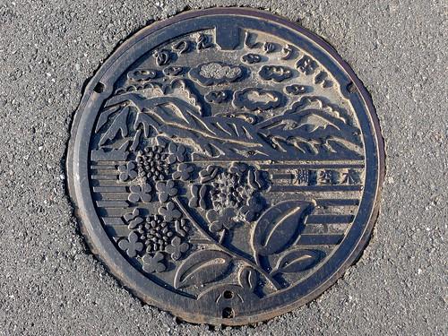 Atsue Kaya Kyoto, manhole cover (京都府加悦町温江のマンホール)