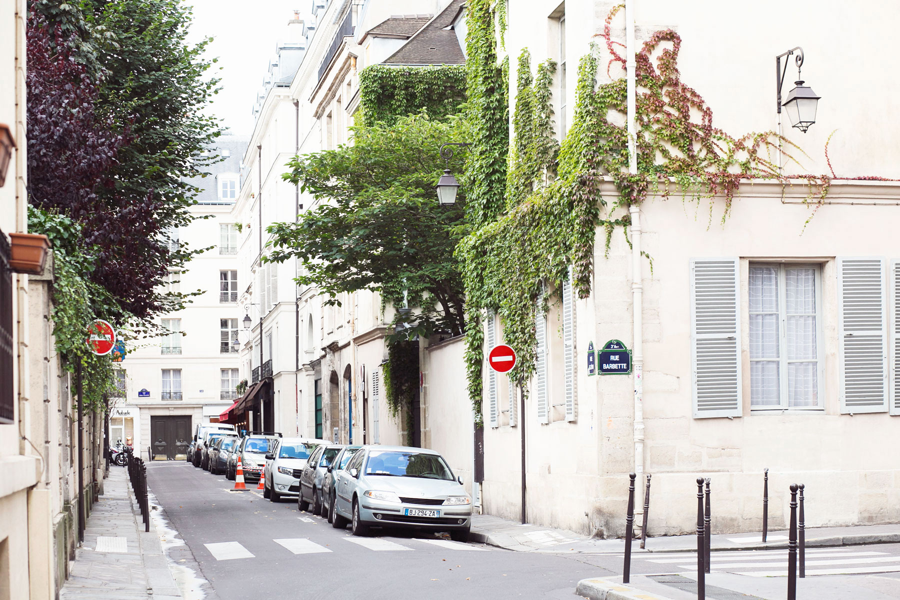 Le Marais by Carin Olsson (Paris in Four Months)