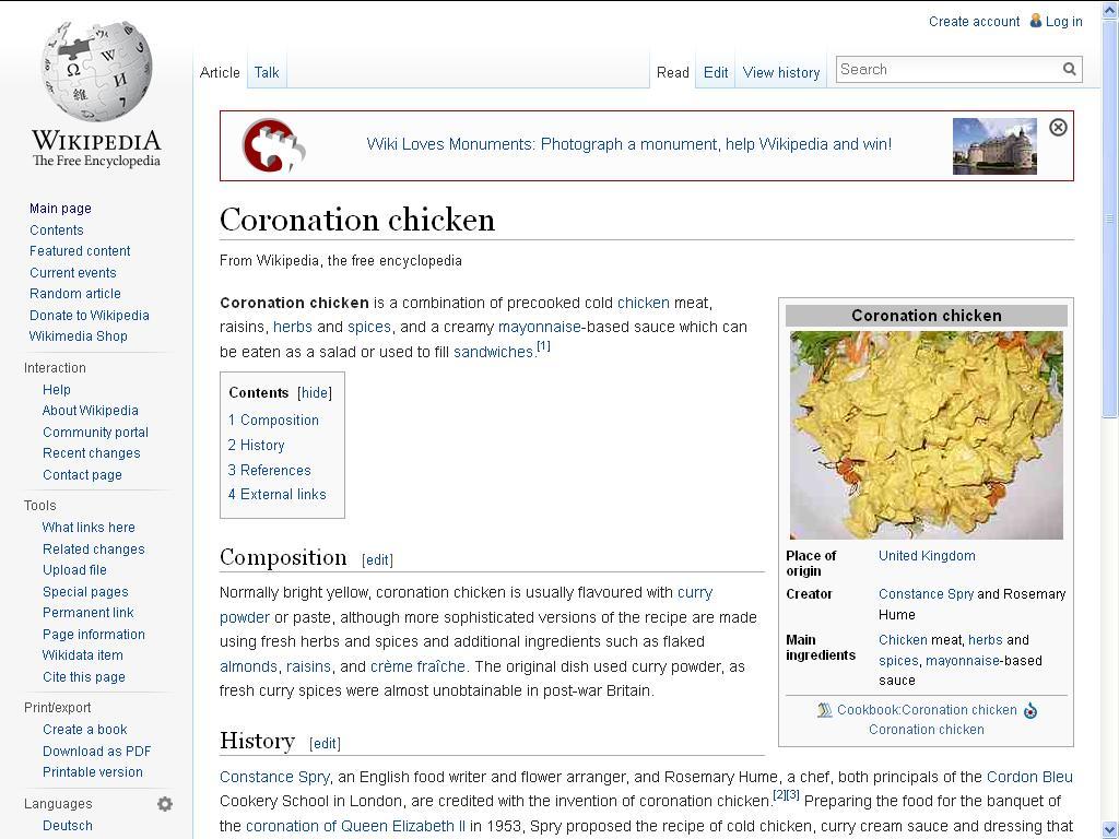 mer om coronation chicken