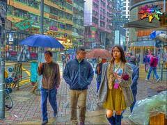Hong Kong >>> Street scene