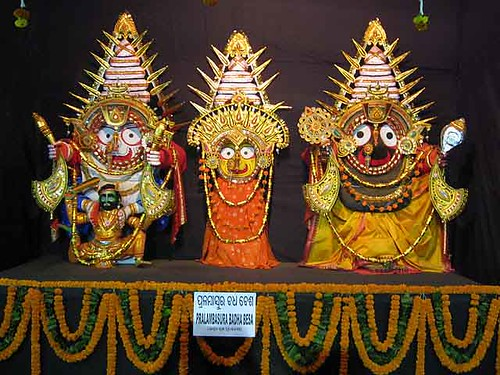 Pralambasura Badha Besha –  Costume Of Lord Jagannath