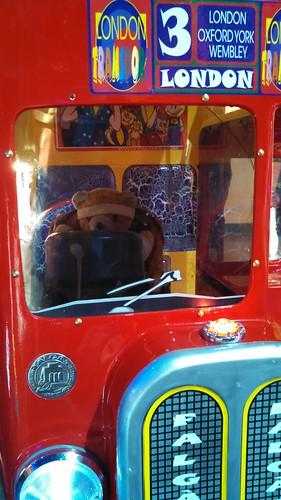 Bear Drives the Bus