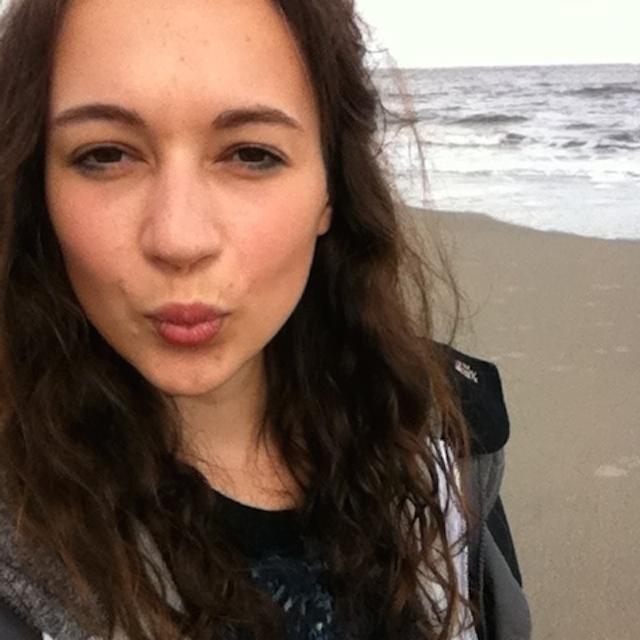 Selfie Langeoog Reise Blog
