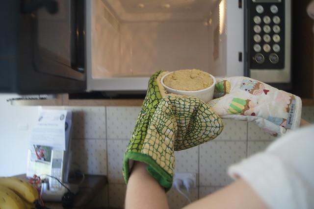 Gluten free English muffins DSC00080