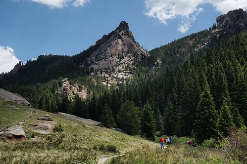 colorado trail hikers thecrags cragstrail gettinghigh2014 cragstrail664