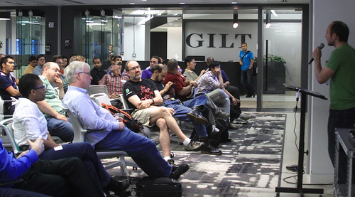 Jon Leibiusky Speaks at Gilt