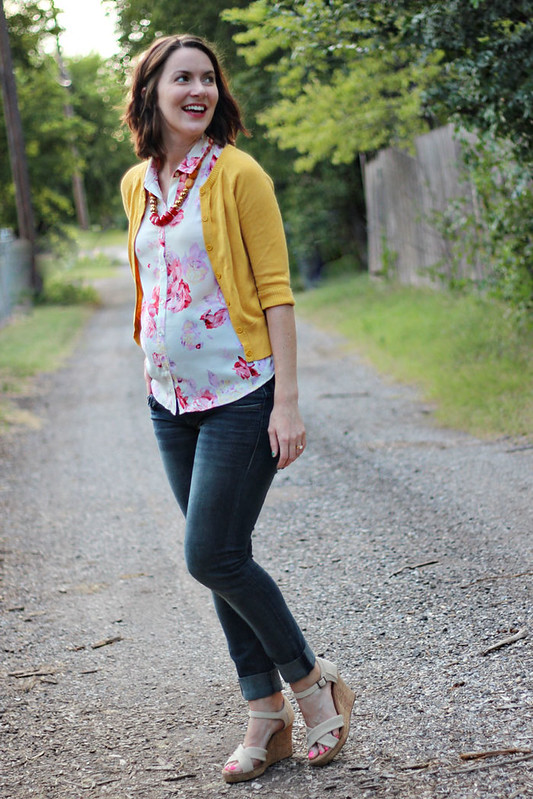 floral-blouse-yellow-sweater-4