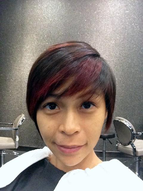 Boon Han - haircut at Centro W Salon Gardens-001