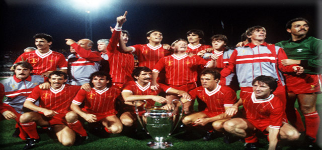 picture of 1984 European Cup winning side
